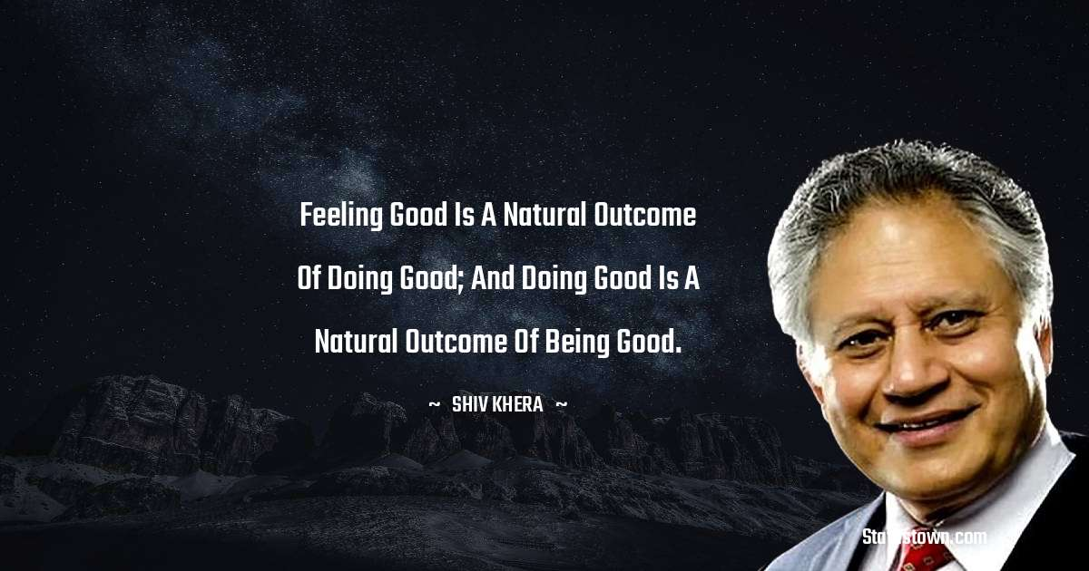 Shiv Khera Quotes on Life