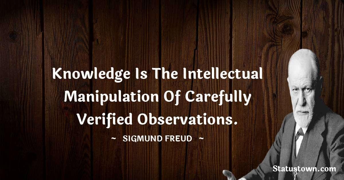 Sigmund Freud  Positive Thoughts
