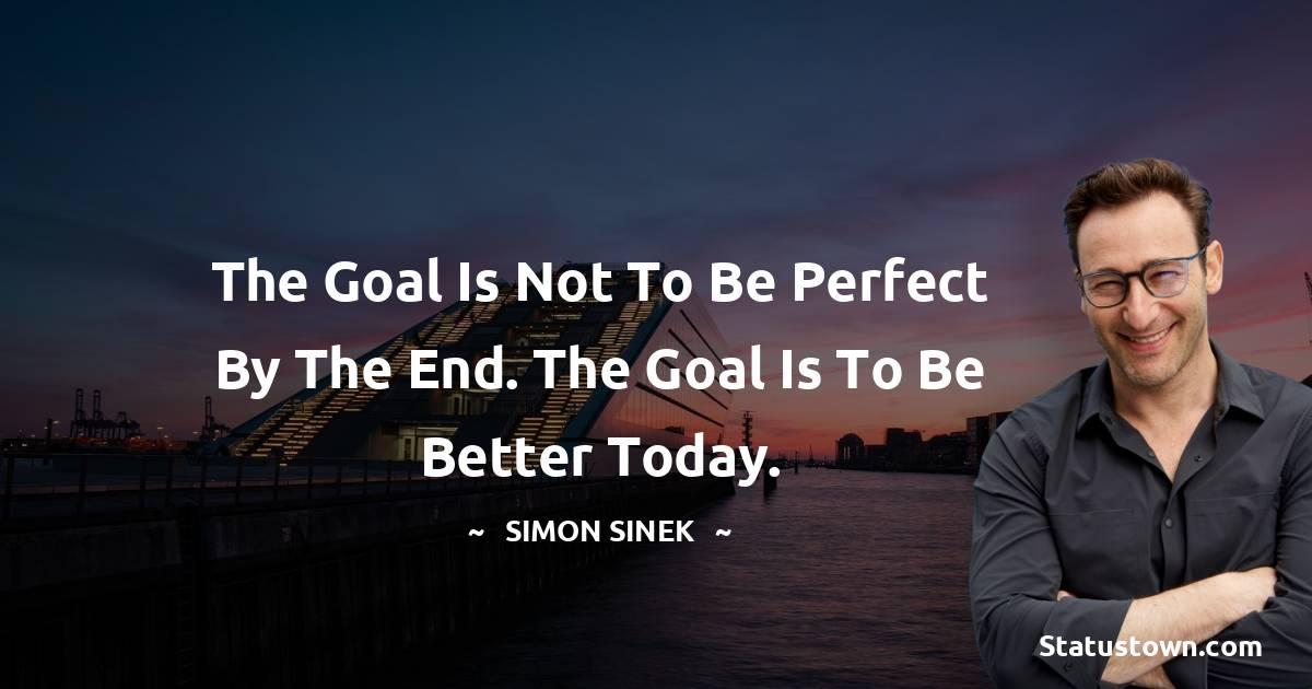 Simon Sinek Thoughts