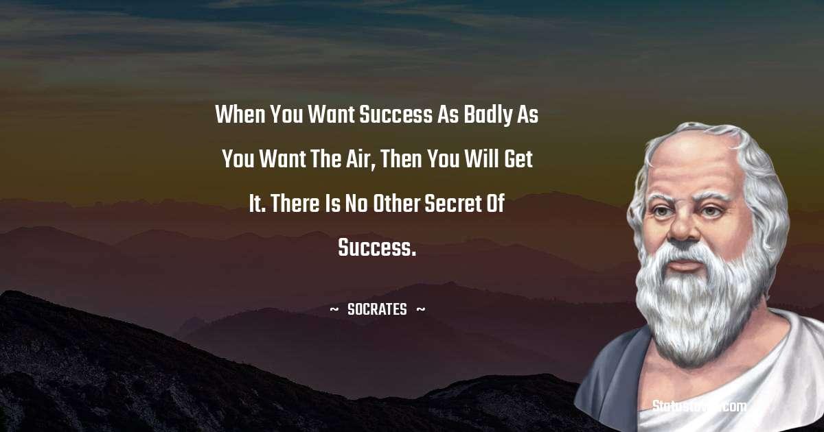 Socrates  Status