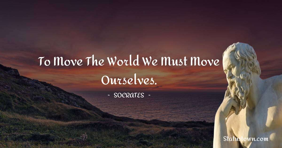 Socrates  Thoughts