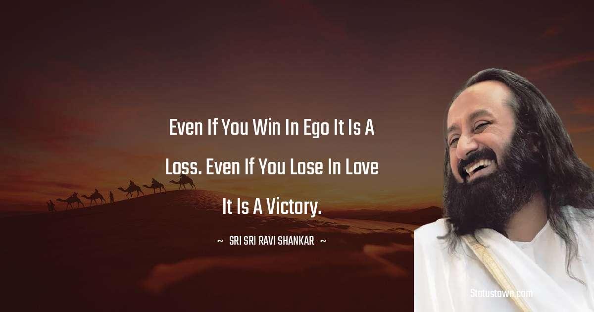 Sri Sri Ravi Shankar Unique Quotes
