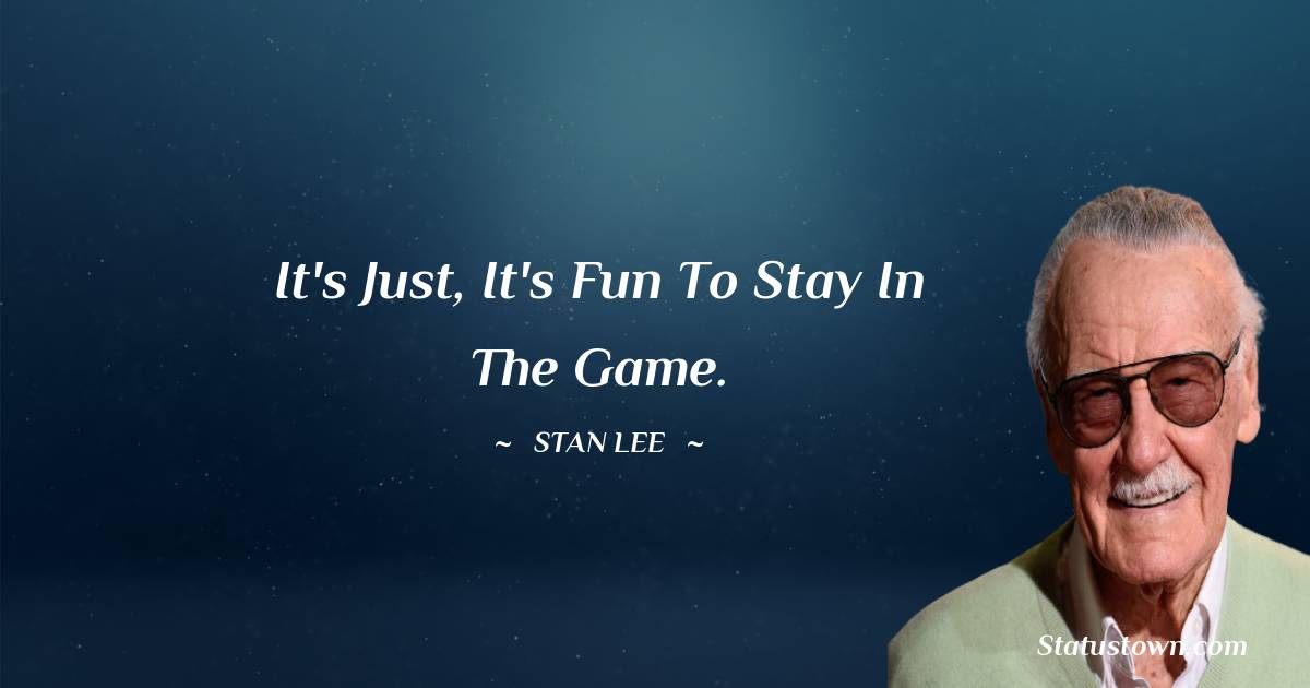 Stan Lee Quotes on Failure