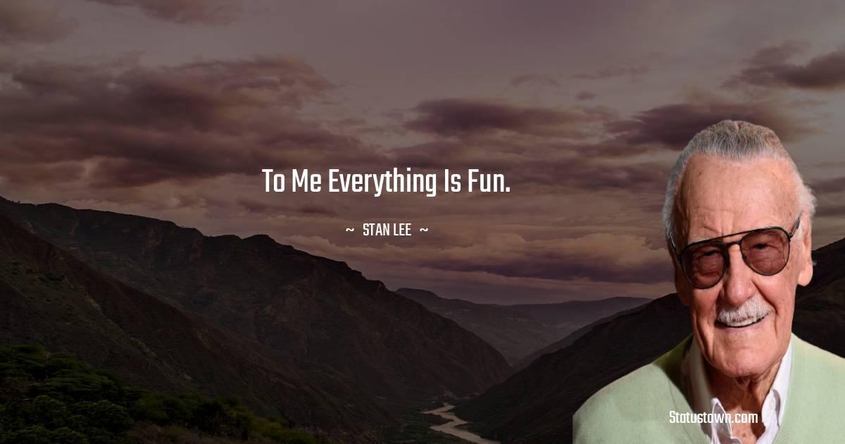 Stan Lee Status
