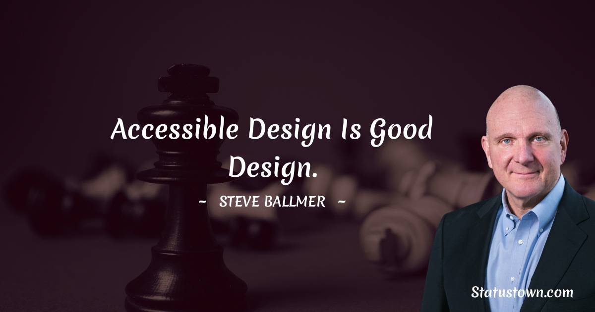 Steve Ballmer Quotes images