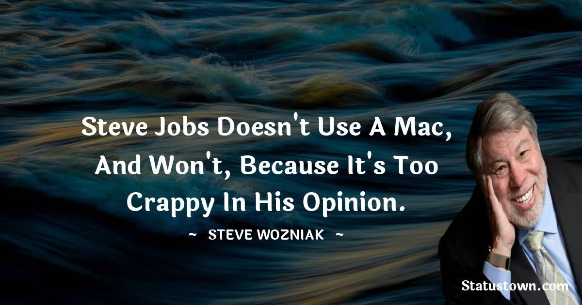 Steve Wozniak Quotes images