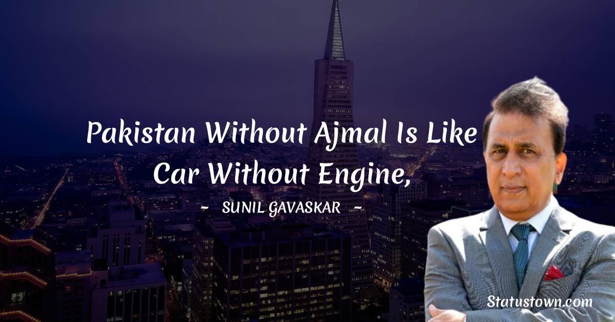 Sunil Gavaskar Motivational Quotes