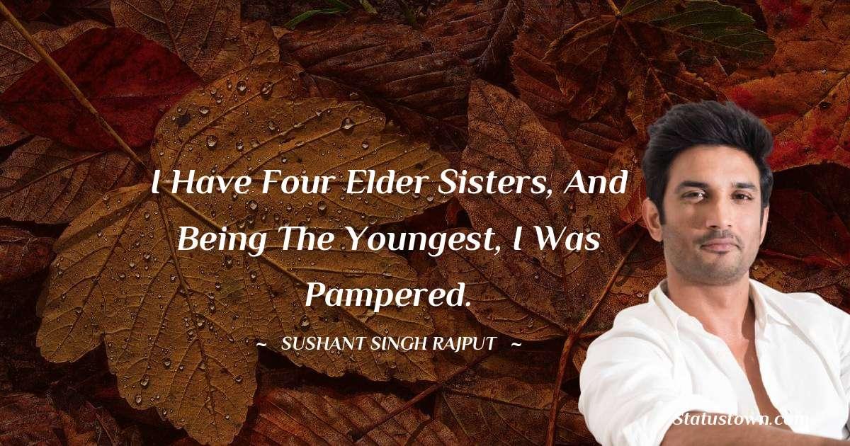 Sushant Singh Rajput Motivational Quotes