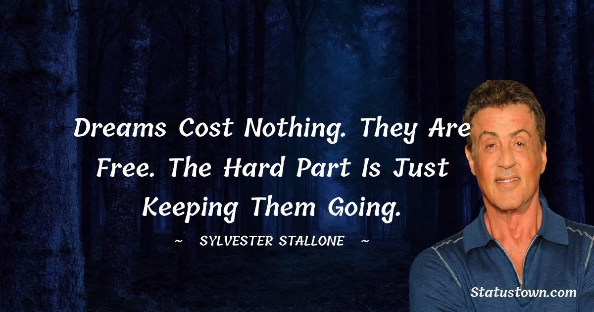 Sylvester Stallone Status