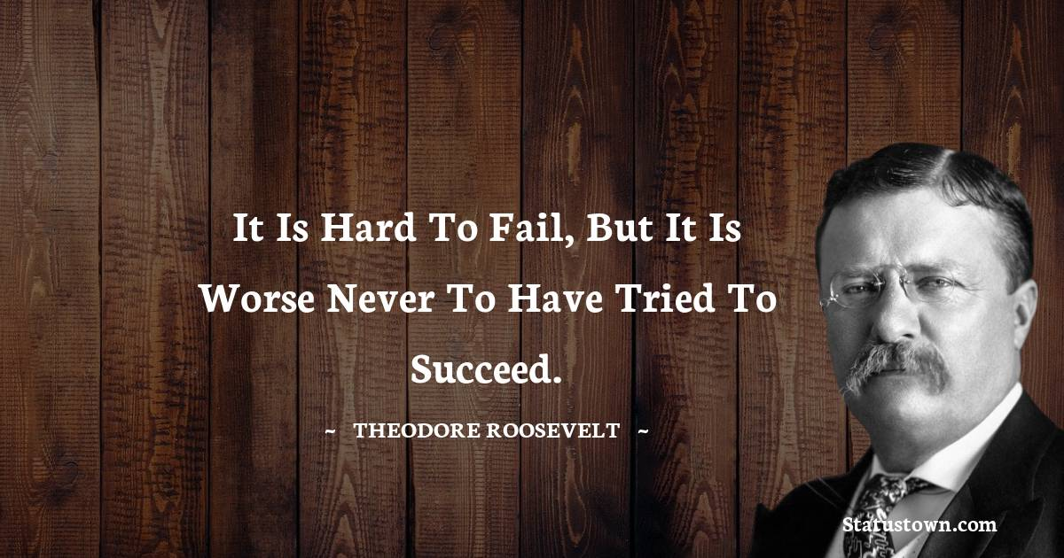 Theodore Roosevelt Quotes images
