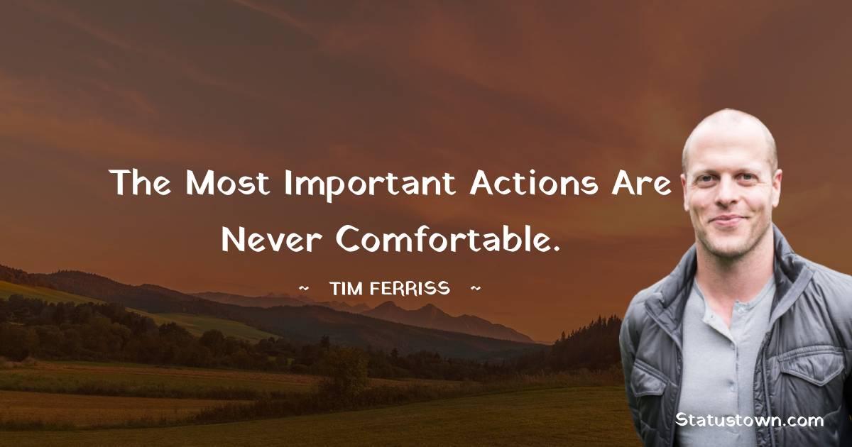 Tim Ferriss Short Quotes