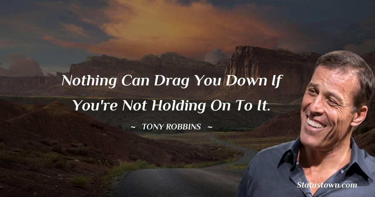 Tony Robbins Status