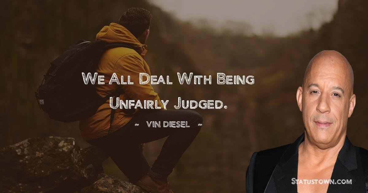 Vin Diesel Quotes images