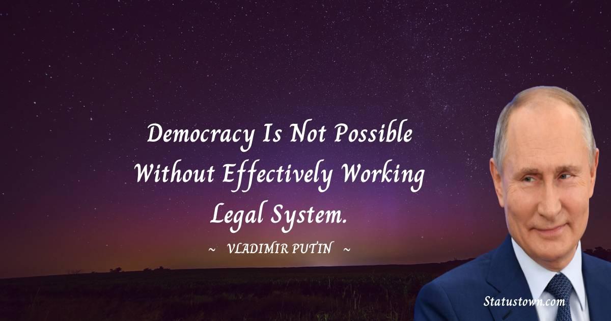 Vladimir Putin Quotes images