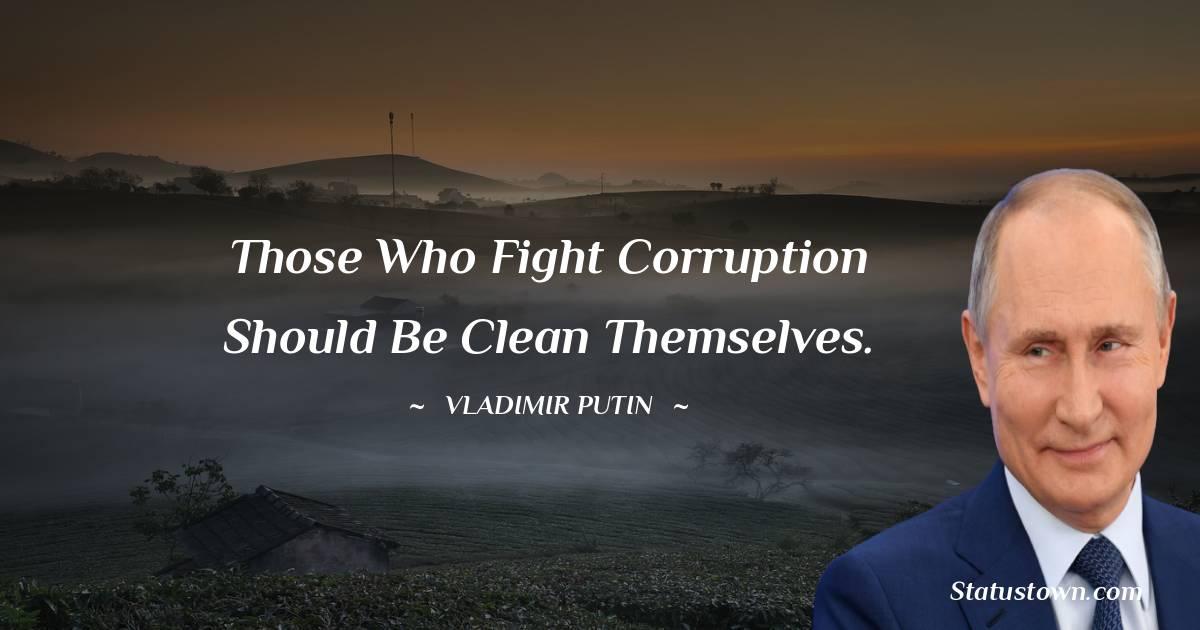 Vladimir Putin Positive Thoughts