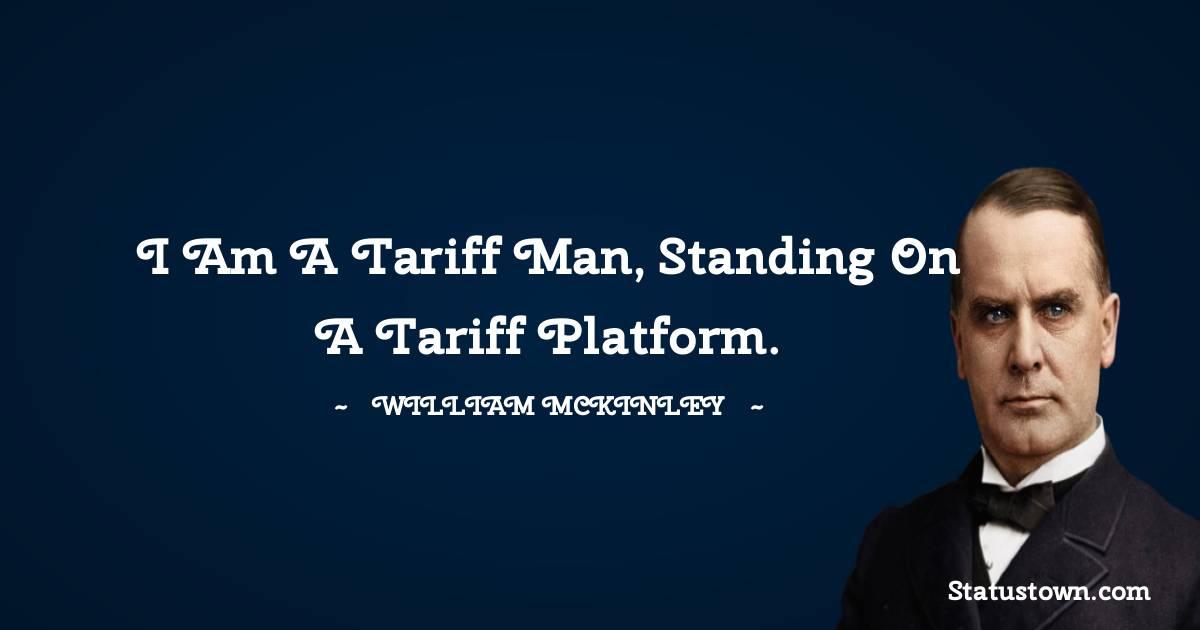 William McKinley Inspirational Quotes