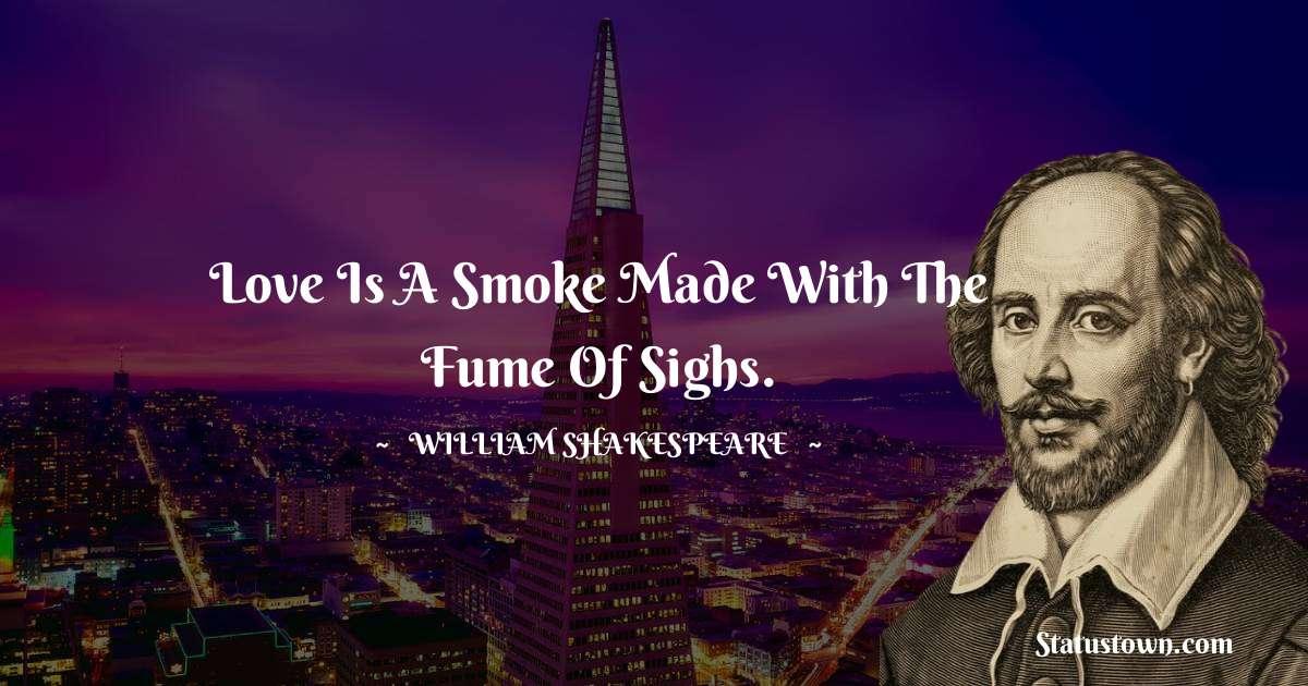 william shakespeare Motivational Quotes