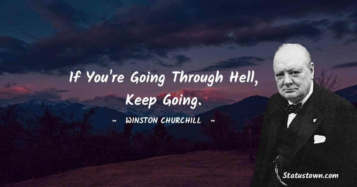 Winston Churchill Quotes images