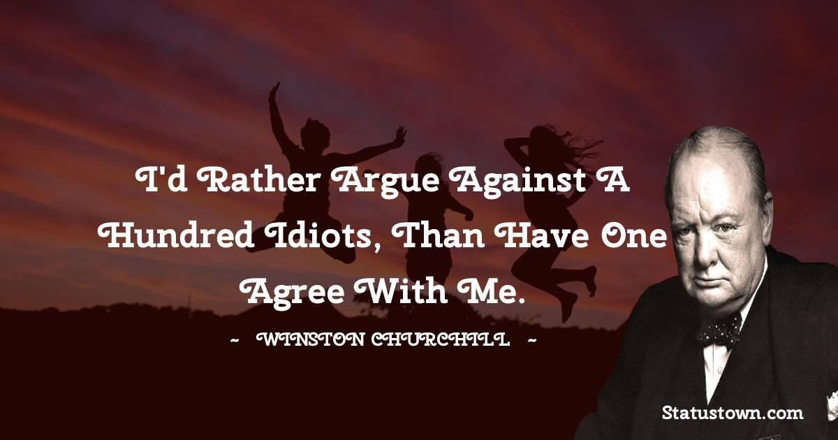 Winston Churchill Motivational Quotes