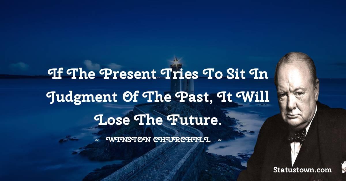 Winston Churchill Positive Quotes