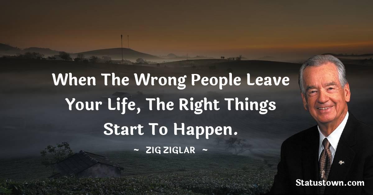 Zig Ziglar Unique Quotes